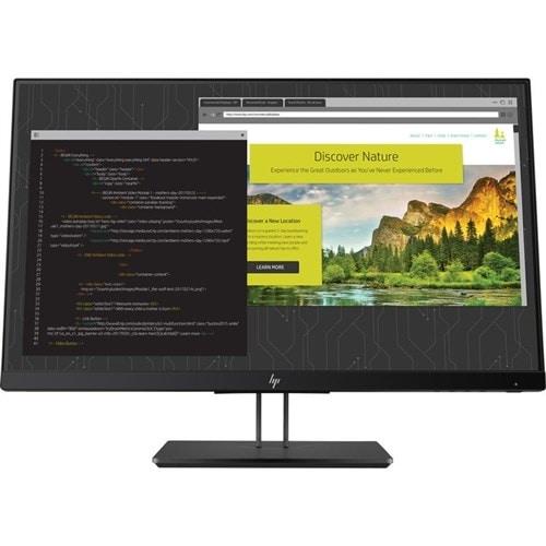 HP Z24nf G2 23.8 Inch Display 1JS07A4#ABA Monitor Display