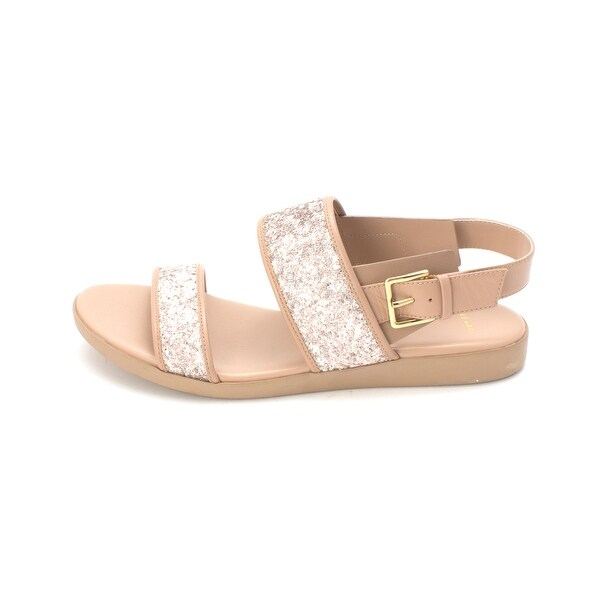 Cole Haan Womens Sherrysam Open Toe Casual Slide Sandals - 6