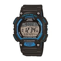 Casio MensTough Solar Runner Black Watch