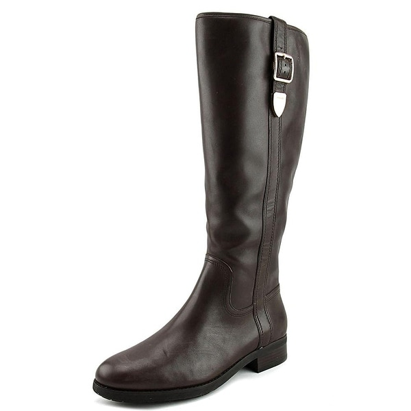 Coach Womens Easton Closed Toe Knee High Fashion Boots Fashion Boots
