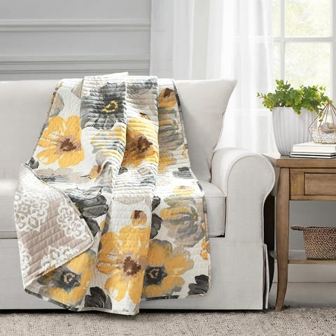 The Gray Barn El Ranch Throw Blanket