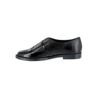 Bella Vita Womens Reese Closed Toe Boat Shoes