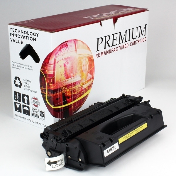 Re Premium Brand replacement for HP 53X Q7553X MICR Toner