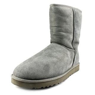 Ugg Australia Classic Round Toe Suede Winter Boot