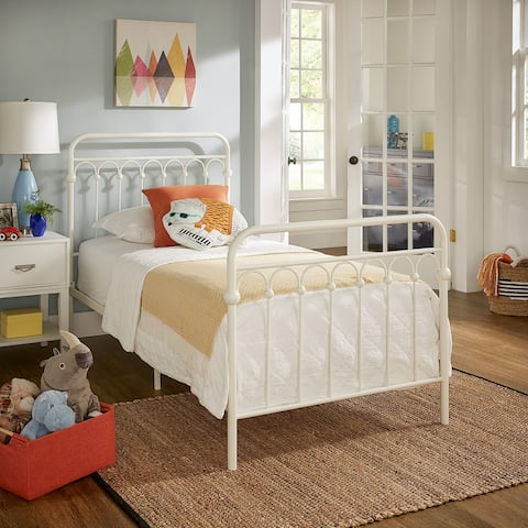 Eloise Metal Arches Platform Bed by iNSPIRE Q Junior