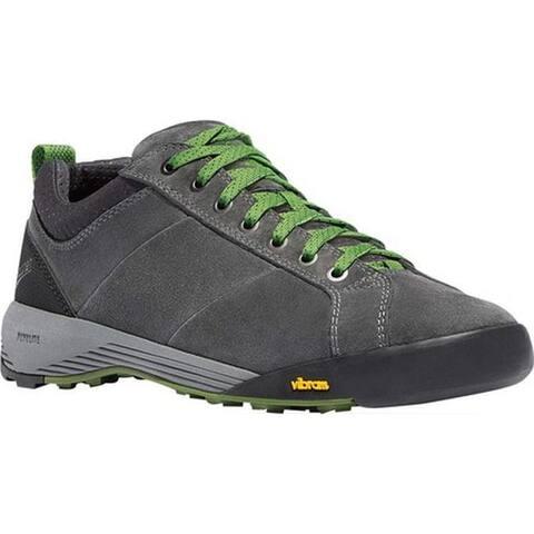 "Danner Men's Camp Sherman 3"" Hiking Boot Gray/Green Suede"