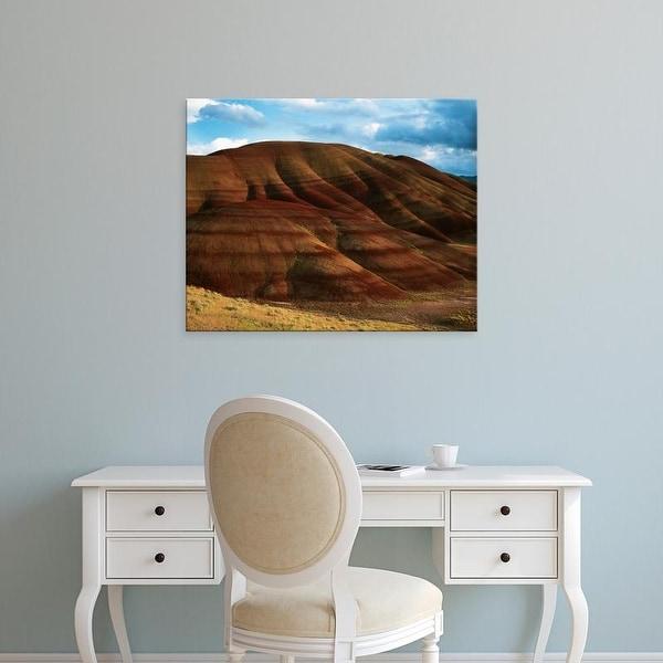 Easy Art Prints Charles Gurche's 'Painted Hills' Premium Canvas Art