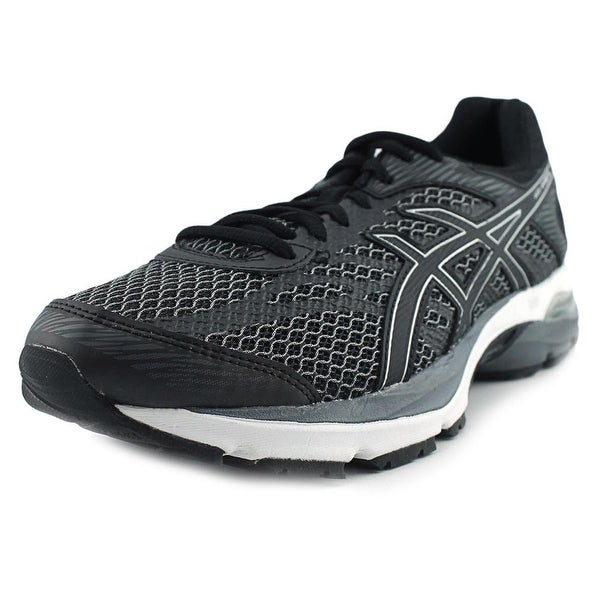 Asics Gel Flux 4 Men Round Toe Synthetic Gray Running Shoe