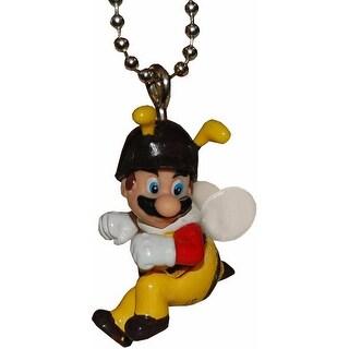 """Super Mario Galaxy 2 1.5"""" Character Keychain: Bee Mario"""