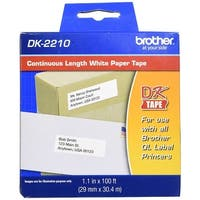 Brother Intl (Labels) - Dk2210