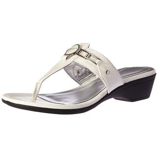 a54f8f62c4b Buy White MARC FISHER Women's Sandals Online at Overstock | Our Best ...
