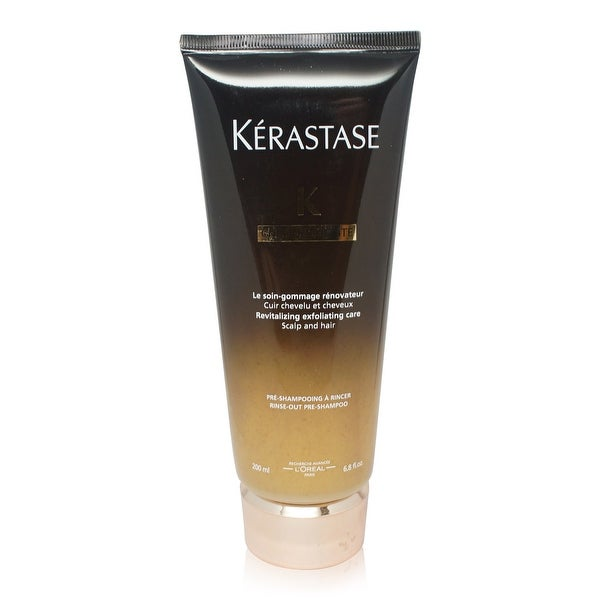 KERASTASE | Chronologiste Revitalizing Exfoliating Care Scalp and Hair Pre-Shampoo 6.8 fl oz