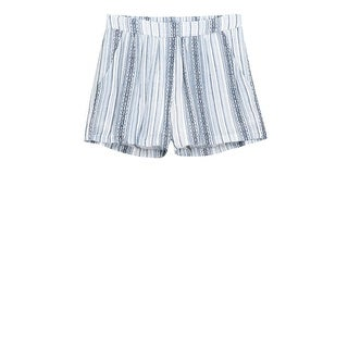 Bobeau Sahara Blue Stripe Short