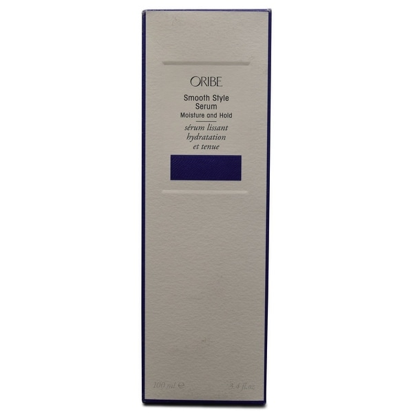 Oribe Smooth Style Serum Moisture and Hold 3.4 fl Oz