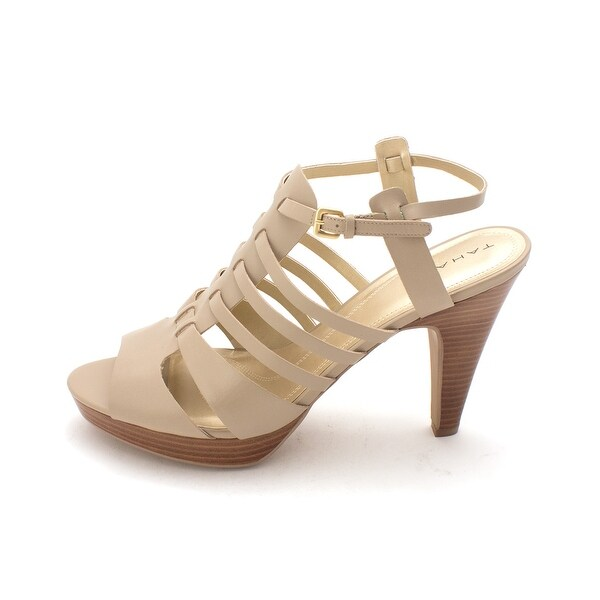 Tahari Womens tia Open Toe Casual Ankle Strap Sandals - 11
