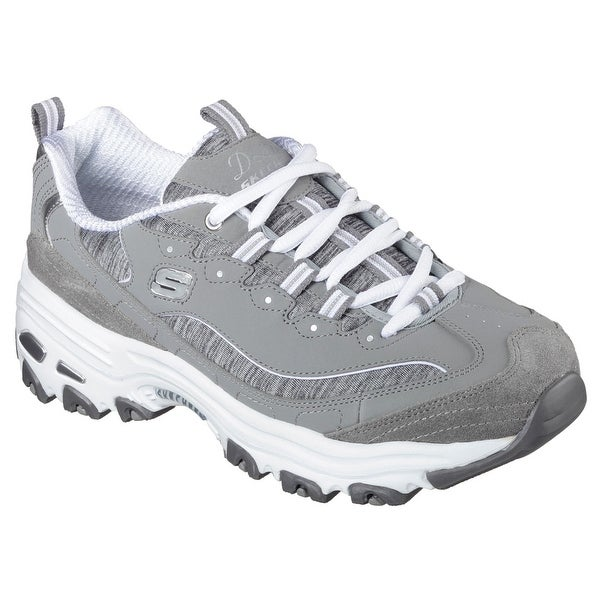 Shop Skechers 11936 GYW Women's D'LITES ME TIME Sneaker