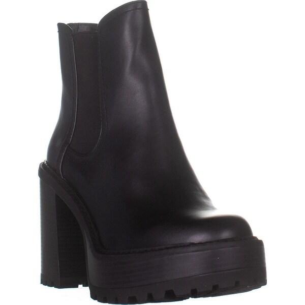 madden girl Kamora Platform Ankle Boots