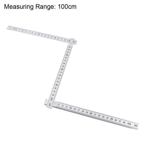 MultiWare Table Leg Adjustable Height 710mm-1100mm Breakfast Bar Worktop Support Table Leg 60mm Polished Chrome