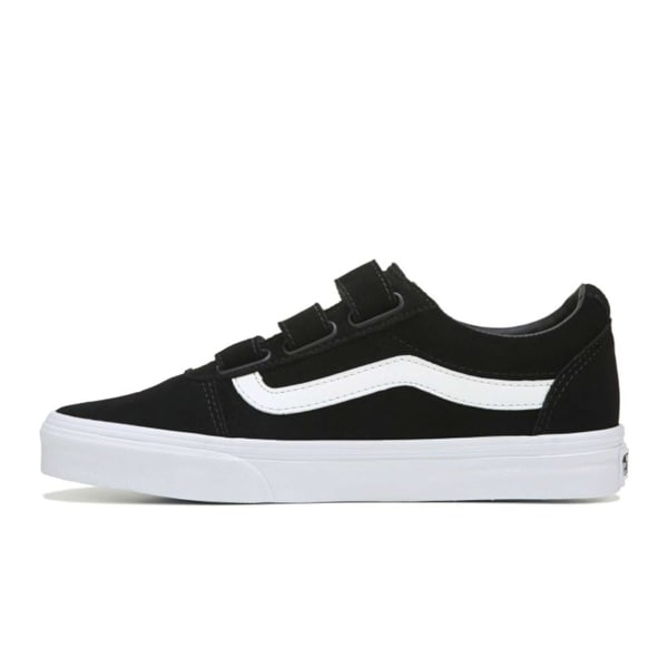940e5dc1a4 Shop Vans Womens Ward Suede Low Top Lace Up Fashion Sneakers - Free ...