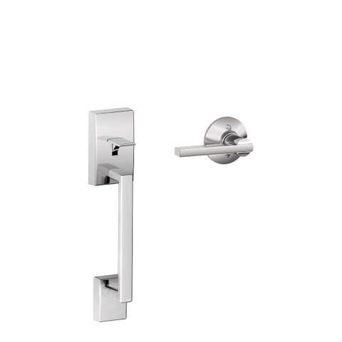 Schlage FE285-CEN-LAT Century Lower Handle Set for Electronic Keypad