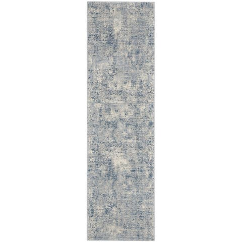 Kathy Ireland Grand Expressions Abstract Area Rug