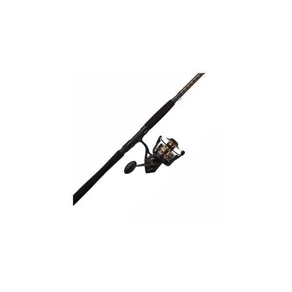 PENN BTLII6000902MH Battle II Rod and Reel Combo