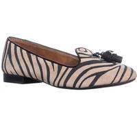Lucky Brand Dolce Tasseled Loafers, Lucky Zebra - 9 us / 39 eu