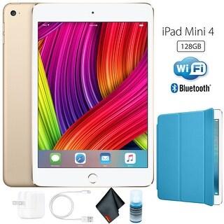 Apple 128GB iPad mini 4 Wi-Fi Only, Gold 128gb gold blue