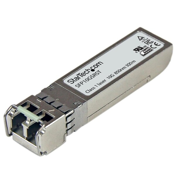 Startech Sfp10gsrst 11.1Gbps 850Nm Sfp+ Fiber Transceiver Module Lc With Ddm