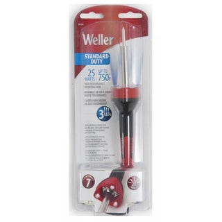 Weller SP25NUS Standard Duty LED Soldering Iron, 25 Watt, 120 Volt