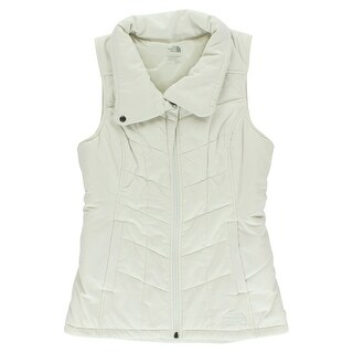 The North Face Womens Pseudio Vest White - xs