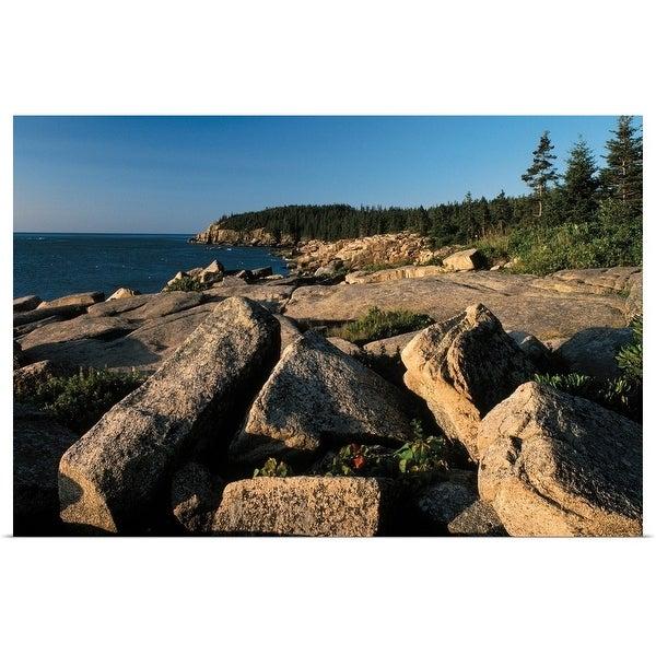 """Acadia National Park, Maine"" Poster Print"