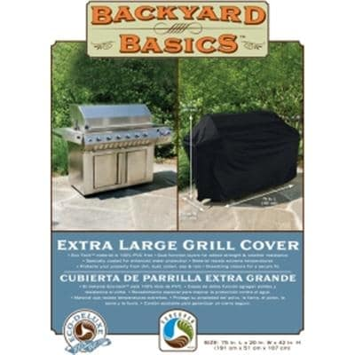 Shop Mr Bar B Q 07202bb Extra Large Grill Cover 75x20x42 Free
