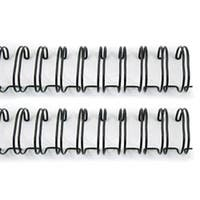"Black - Cinch Wires .625"" 2/Pkg"
