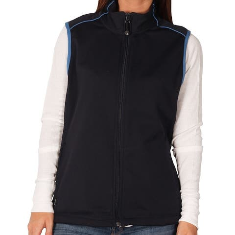 OuterBoundry Women's Smartech Performance Micro-Fleece Vest