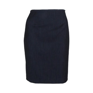 Calvin Klein Women Petite Pencil Skirt