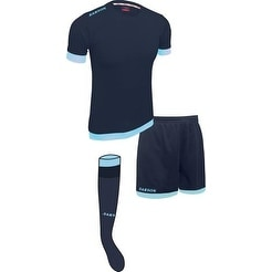 Bremen Jersey Shorts - Blue