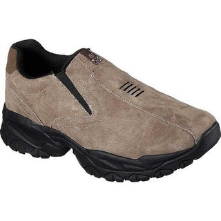 Skechers Men's Sparta 2.0 Corbino Slip-On Brown