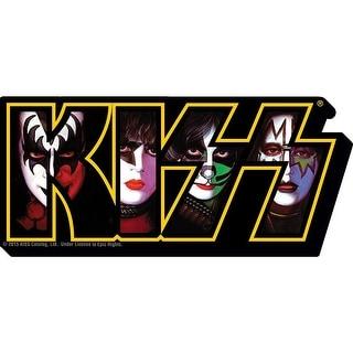 KISS Logo Magnet