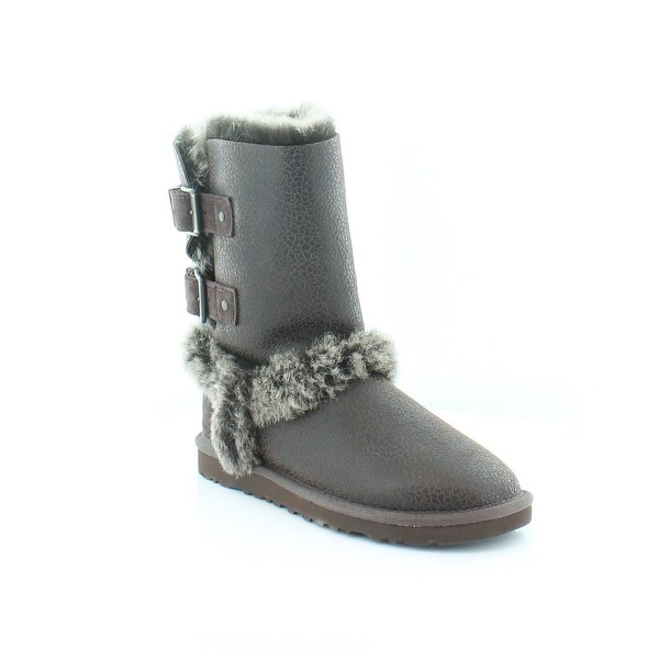 UGG Skylah Women's Boots Brown - 5