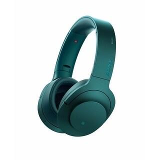Sony H.ear on Wireless Noise Cancelling On-Ear Headphones (Blue)
