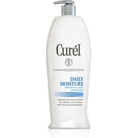 Curel Daily Moisture Comfort Lotion For Dry Skin 13 oz