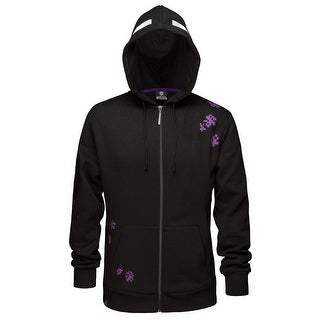 Minecraft Enderman Zip-Up Hoodie Jacket