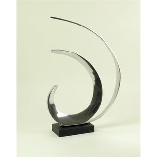 Modern Day Accents 3578 Wave Sculpture