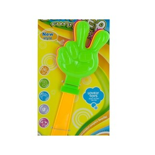 Hand Clapper Toy - Pack of 24