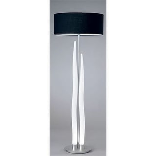 Mantra Lighting 1687 Estalacta 3 Light LED Floor Lamp