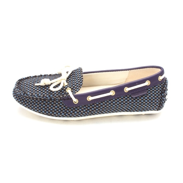 Cole Haan Womens Jesssam Closed Toe Boat Shoes - 6
