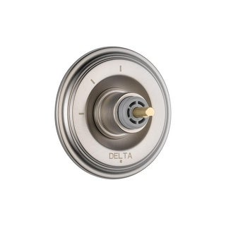 Delta T11897-LHP  Cassidy Three Function Diverter Valve Trim - Two Independent Positions, One Shared Position - Handles Sold