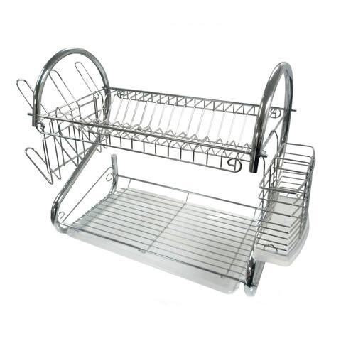Better Chef 16-Inch Chrome Dish Rack