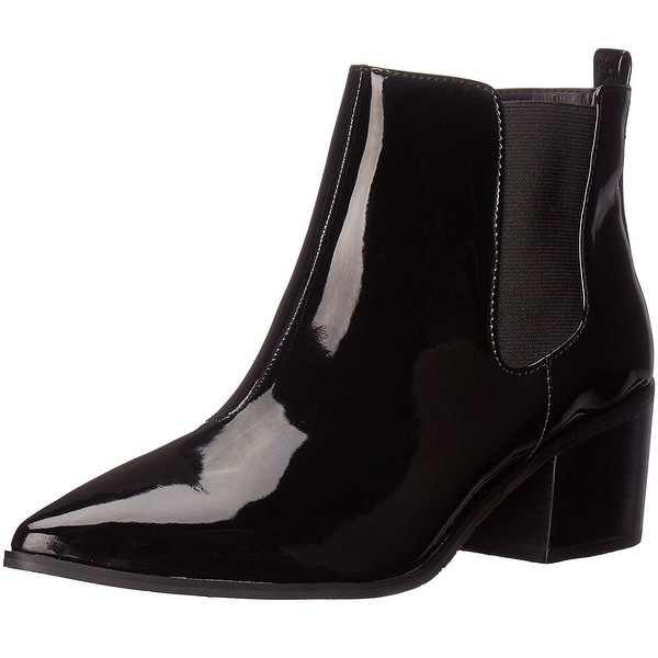 Tahari Womens Ranch Pointed Toe Ankle Fashion Boots